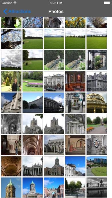 Dublin Travel Guide Offline review screenshots