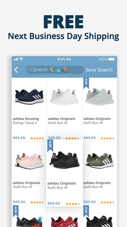 Zappos - Easy Shoe Shopping screenshot-0