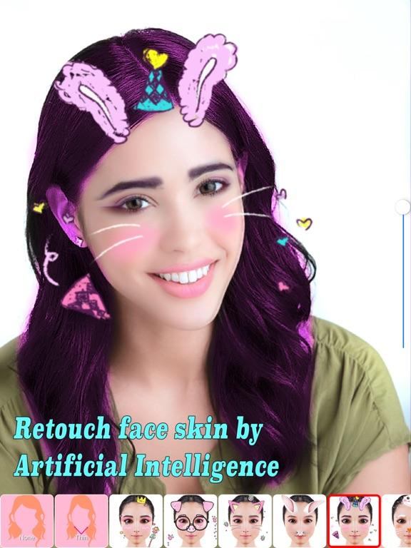 Auto Hair Color Changer screenshot 6