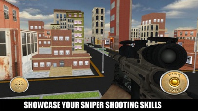 Duty of Snipers Street City screenshot 3