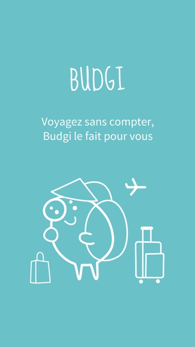download Budgi - Budget voyage apps 1