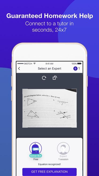 PhotoStudy - Live Study Help screenshot-3