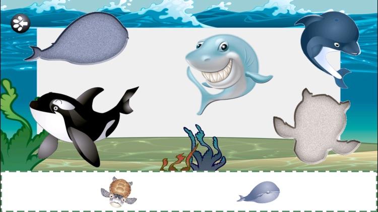 Kids games - Animals cards Fun screenshot-4
