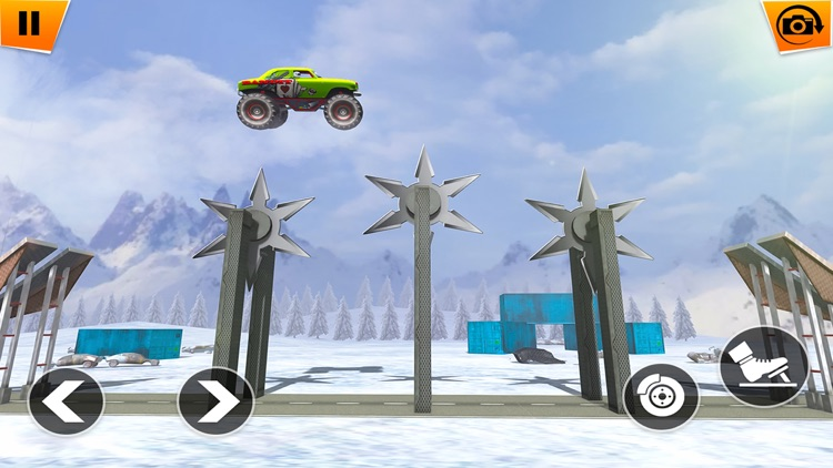 Extreme Racing Car Stunts screenshot-3