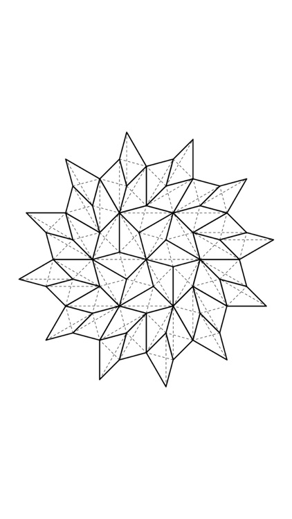 Entangle - Geometric drawing screenshot-4