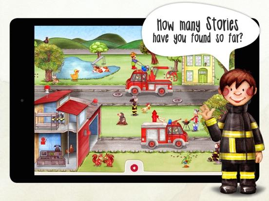 Крошки-пожарные Скриншоты11