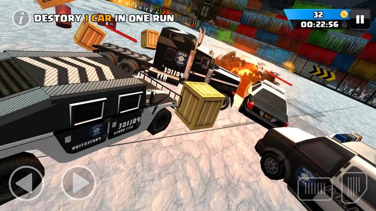 Demolition Derby: Police Chase screenshot-3