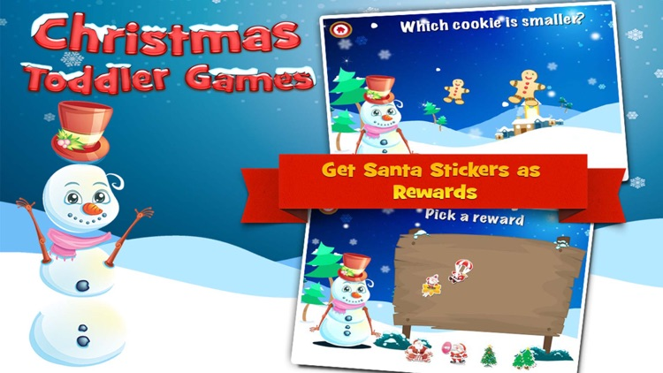 Christmas Games for Toddlers screenshot-3