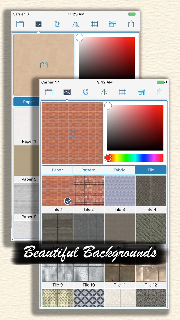 Drawing Pad - sketch, drawing Screenshot