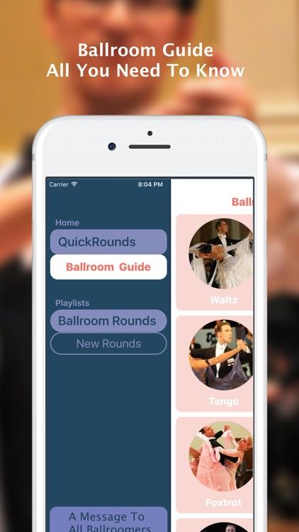 Ballroom Player screenshot-4