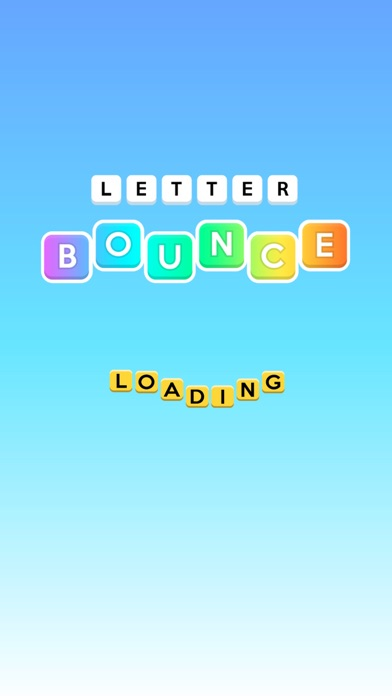 Letter Bounce for windows pc