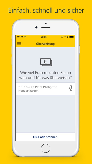 Postbank - Finanzassistent Screenshot
