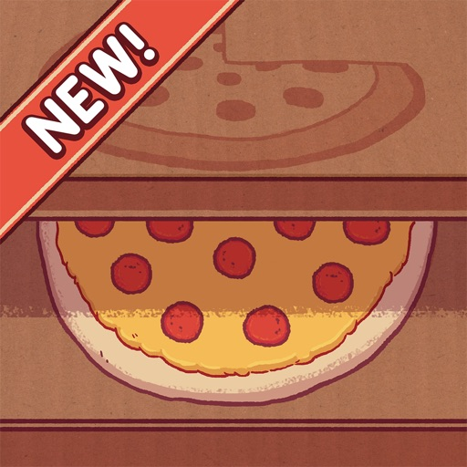 Good Pizza, Great Pizza application logo