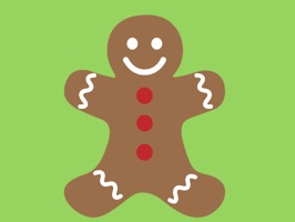 Gingerbread Stickers