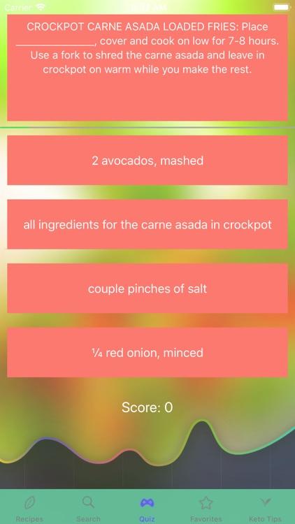 Ultimate Ketogenic Diet screenshot-3