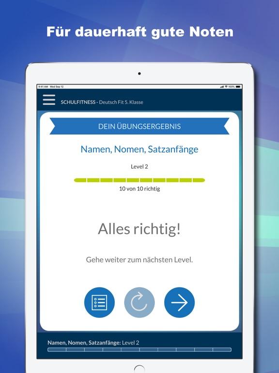 Deutsch Fit 5. Klasse screenshot 10