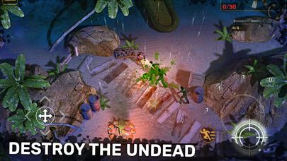 DEAD PLAGUE: Zombie Survival screenshot two