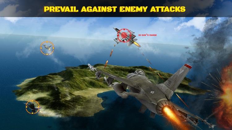 Wings in Sky War screenshot-3