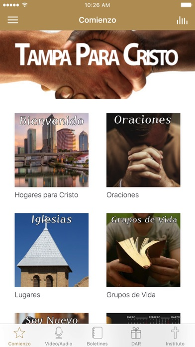 TPC Iglesia screenshot 1