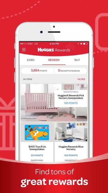 Huggies® Rewards App screenshot-4