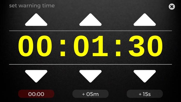 Speech Timer for Talks (Full) screenshot-3