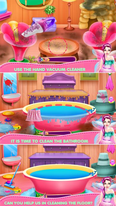 Fairy Room Cleaning Screenshot