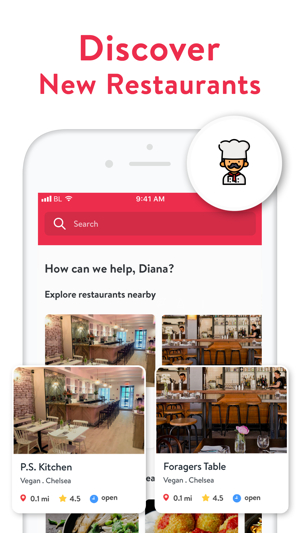 Howudish Restaurant Finder On The App Store