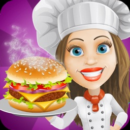 Burger Cooking Shop