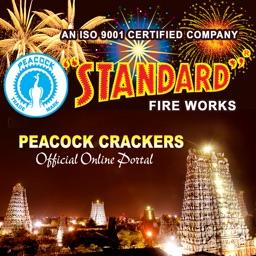 Peacock Crackers
