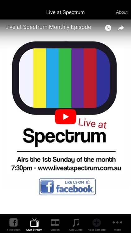 Live at Spectrum screenshot-0