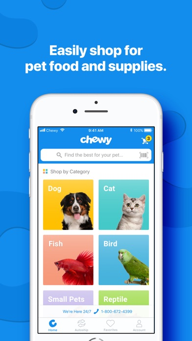 Chewy - Where Pet Lovers Shop for Windows