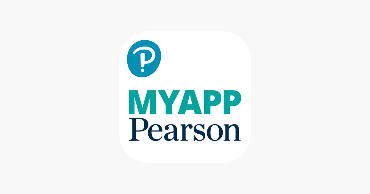 my app pearson