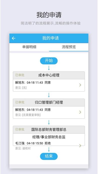 HEC共享费控平台 app image