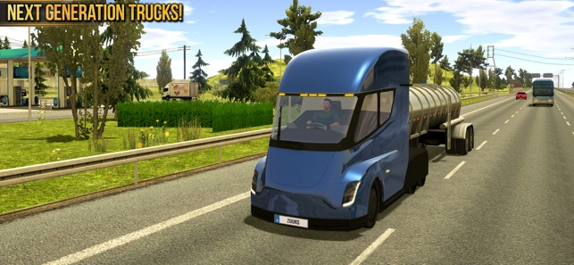 Truck Simulator 2018 : Europe on the App Store