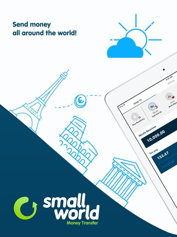 Hack Small World Money Transfer