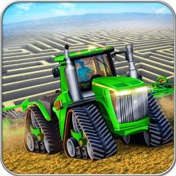 Maze Farming Simulator 2018
