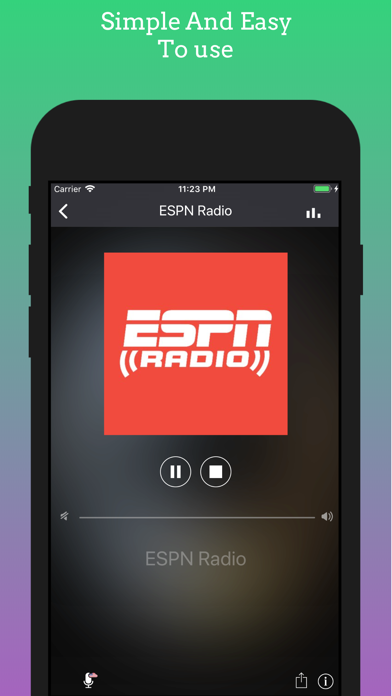 United State Radios Stations screenshot two