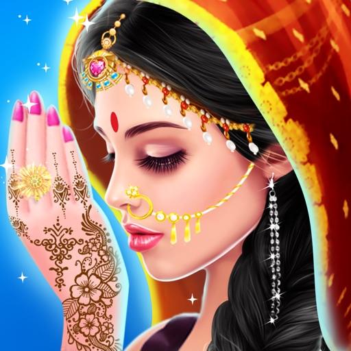 Indian Bridal Girl Makeover