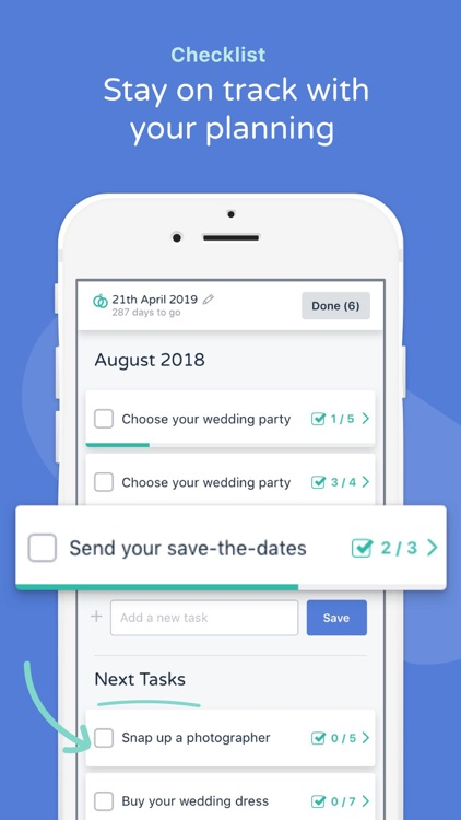 Bridebook - #1 Wedding Planner screenshot-3