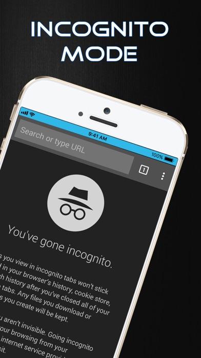 Private Browser incognito screenshot 4