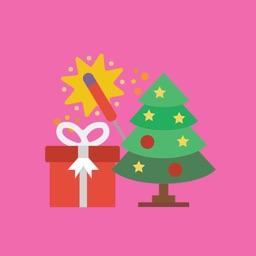 Holiday Emoji & Stickers
