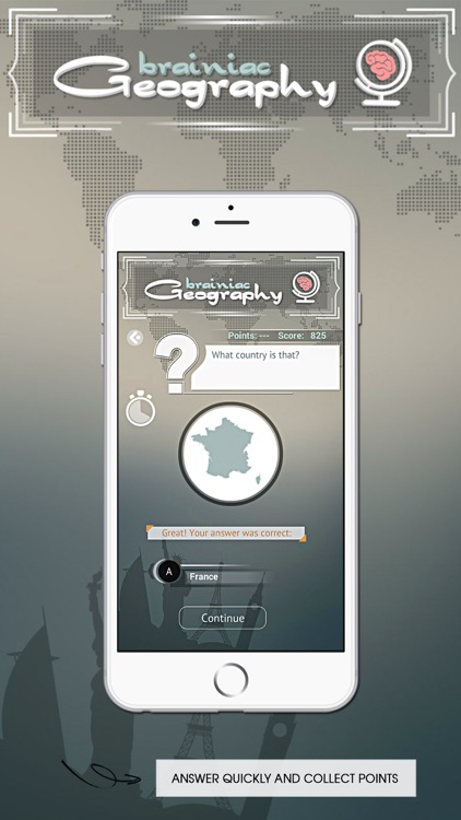 Geography Trivia Photo Quiz screenshot-3