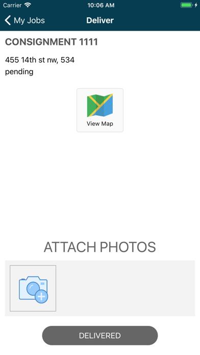 Trackter screenshot three