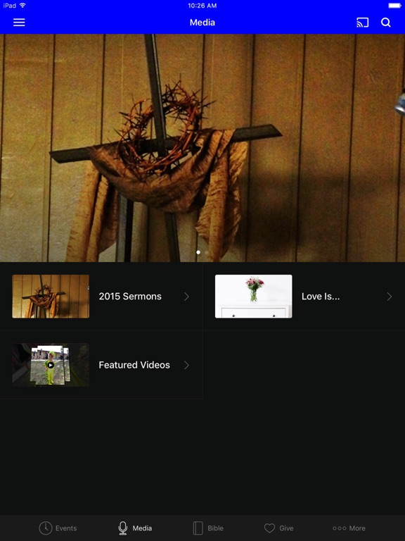 Western Hills Church of Christ screenshot 5