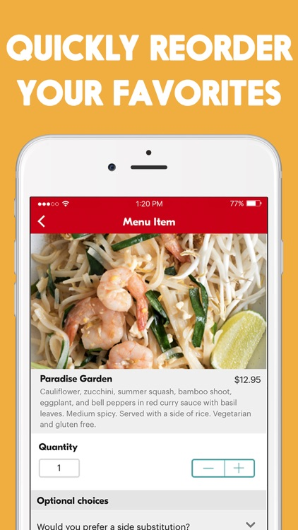 Seamless – Local Food Delivery screenshot-4