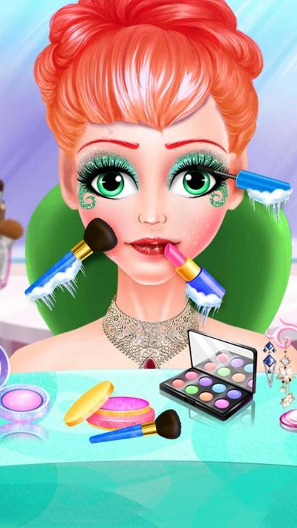 Ice Princess Makeup Spa Salon screenshot-4