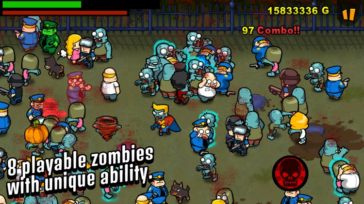Infect Them All 2 : Zombies