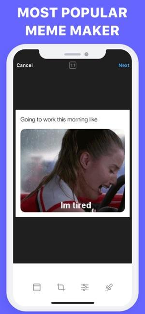 Memes Generator Meme Creator On The App Store