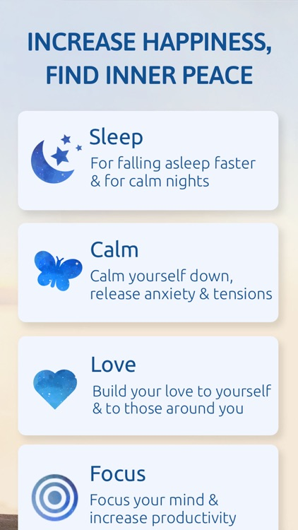 Guided Meditation & Relaxation screenshot-2