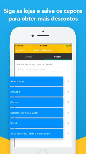Promobit - Promoção e Cupom na App Store e1310e7cf9